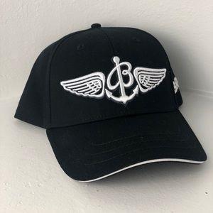 Breitling baseball hat - Brand New - Black